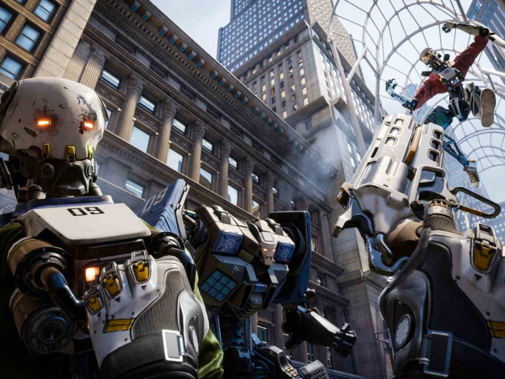 Epic VR – Robo Recall Announcement